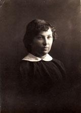 Пиуновская Елизавета Алексеевна. 1908 год