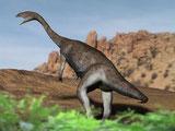 Bild eines Anchisaurus