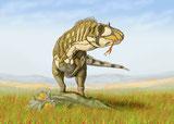 Bild eines Daspletosaurus