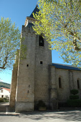 Eglise Saint Martin d'Alzon (30)