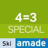 Ski amadé, Pauschale, 4=3, skifahren, Unterkunft, Radstadt