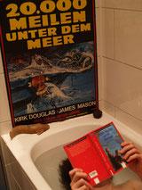 PETERS PARKA unter dem Meer