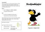 Sockenhüpfer, Hammersbach, Kleinkinder, Baby, Eltern, Betreuung, Spielen, Singen, Bibel, Hüpfen, Nicole Goy, Rebecca Rau