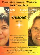 Concert Montpellier, 7 août 2014, cliquez pour agrandir