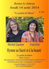 Concert REnnes le Chateau, 14 août 2014, cliquez pour agrandir