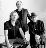 """The Rides"": KW Shepherd, Barry Goldberg und Stephen Stills (Foto: E. Stills)"