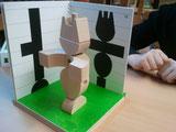 Lernwerkstattarbeit an der Grundschule Ziegelhütten, Bilder: Förderlehrer Peter Dorsch