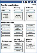 Administration der Karten