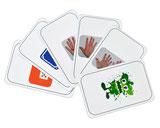 Kartenspiele drucken, Kartenspiele entwicklen, Drucker für Spielkarten