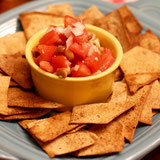 Flatbread Chips & Salsa