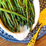 Roasted Lemon Pepper Asparagus