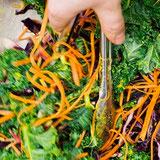 Avoid the Calorie-Bomb Salad