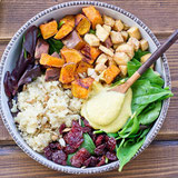 High-Protein Vegetarian Recipes for a Satisfying Lunch