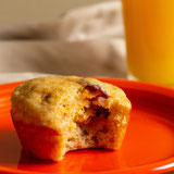 Sunrise Orange Juice Muffins