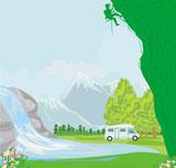 Gestion administrative de la vie en camping-car