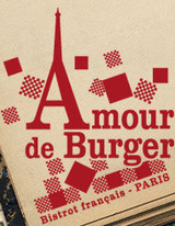 Amour de burger, Paris 8e