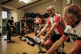 RMC´ler beim Indoor-Cycling