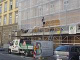 Fassadensanierungen, Colingasse 5, Innsbruck