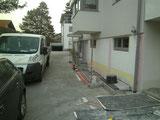 Wohnungssanierung Beda-Weber-Gassa 15a, IBK