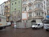 Geschäftsumbau - Robert Witzmann, Innsbruck