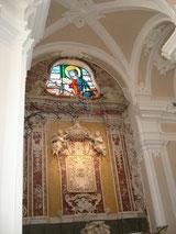 im Dom in Cosenza, Kalabrien, Calabria