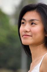 Smiling Adult Female