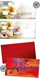 Ayurveda Massage Geschenkgutschein