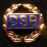 Goldene Ehrennadel des DSB