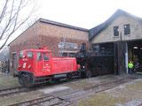Erlebnisbahnhof Mistelbach