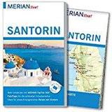 MERIAN live! Reiseführer Santorin Mit Extra-Karte zum Herausnehmen