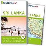 MERIAN live! Reiseführer Sri Lanka Mit Extra-Karte zum Herausnehmen