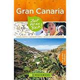 Reiseführer Gran Canaria Zeit für das Beste. Highlights, Geheimtipps und Wohlfühladressen auf den Kanarischen Inseln. Ein Gran Canaria-Reiseführer mit Sehenswürdigkeiten, Las Palmas und Faltkarte
