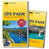 ADAC Reiseführer plus Côte d'Azur mit Maxi-Faltkarte zum Herausnehmen