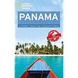 National Geographic Traveler Panama mit Maxi-Faltkarte