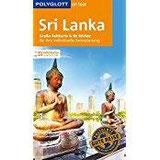 POLYGLOTT on tour Reiseführer Sri Lanka Mit großer Faltkarte, 80 Stickern und individueller App