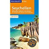 POLYGLOTT on tour Reiseführer Seychellen Mit großer Faltkarte, 80 Stickern und individueller App