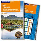 POLYGLOTT on tour Reiseführer Bali & Lombok Mit großer Faltkarte, 80 Stickern und individueller App
