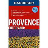 Baedeker Reiseführer Provence, Côte d'Azur mit GROSSER REISEKARTE