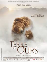 animaux film terre des ours