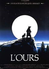 animaux film l'ours