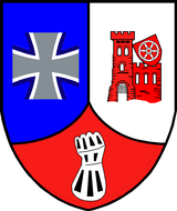 Bild: Das Wappen des Logistikbataillons 462, das in Walldürn stationiert ist