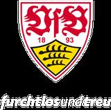 VfB Stuttgart Logo - Fußball Stuttgart