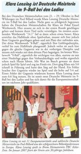 Amtsblatt Gemeinde Vettweiß 10.11.2006
