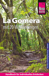Cover Reiseführer La Gomera von Izabella Gawin