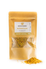 Bio Honig, Blütenpollen, Imkerei Buss, regional, naturbelassen