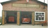 Das alte Feuerwehrhaus in der Schmiede von Wilhelm Nutbohm