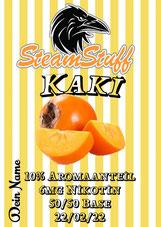 Kaki, khaki, kakifrucht, Kakiliquid, Kaki-liquid, tropisches fruchtliquid kaufen