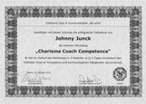 Charisma Coach Johnny Junck
