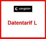 Congstar Datentarif L für das Tablet