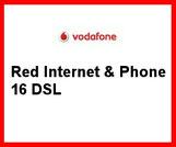 Red Internet  & Phone 16 DSL für die Vodafone DSL Verfügbarkeit